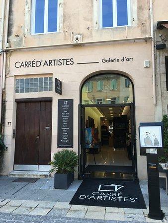 Carré d'Artistes Marseille