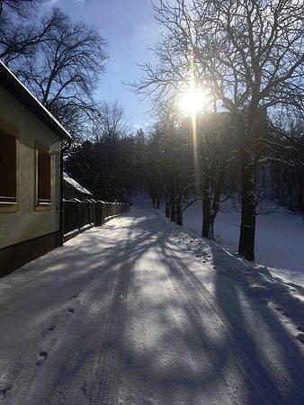 Buchlovice, República Checa: před restaurací