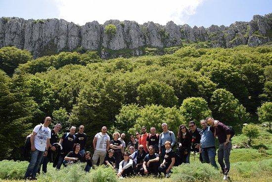 Madonie National Park, Italija: Escursione a Piano Cervi