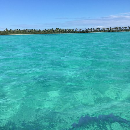 Fotografia de Saona Island