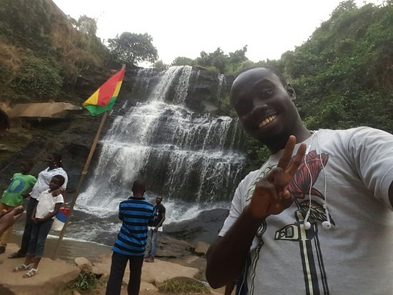 #FlowWithNature Contact @KwekuTours for your tour planning and guided tours  in Ghana.