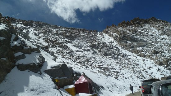 Khardung La: Khardongla Pass