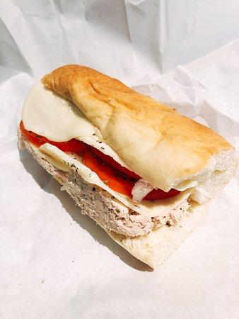 Riverton, UT: That's my tuna sandwich.