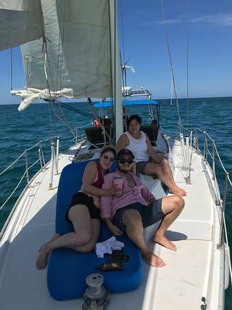 Sailing, this beautiful experience for the soul.