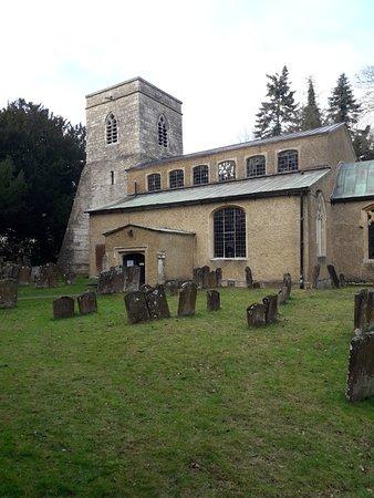 St Mary's Stowe Parish Church