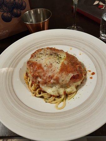 parmigiana di pollo