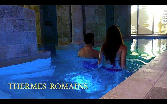 Aginum Thermae SPA, Les Thermes Romains d'Armandie
