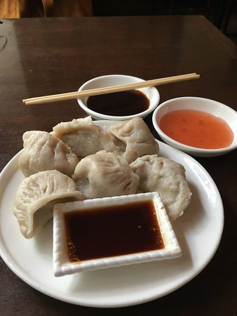 Awesome dumplings
