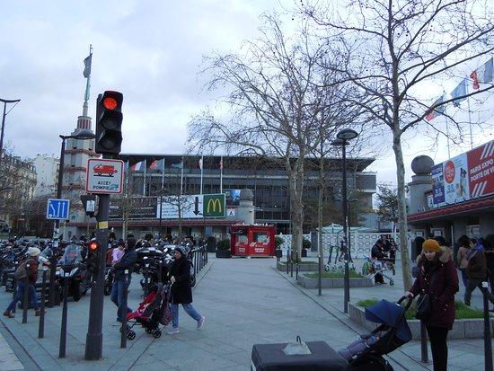 Parc des Expositions porte de Versailles