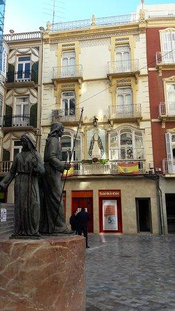 Monumento al Procesionista