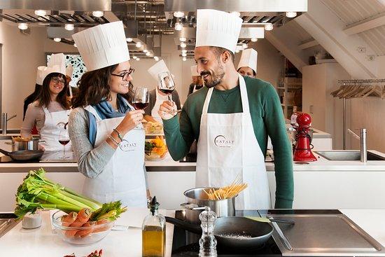 La Scuola di Cucina Eataly - Roma