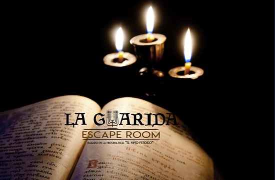 ‪La Guarida ESCAPE ROOM‬