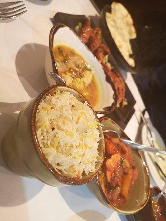 Panas Nepalese Dining: Pilau Rice
