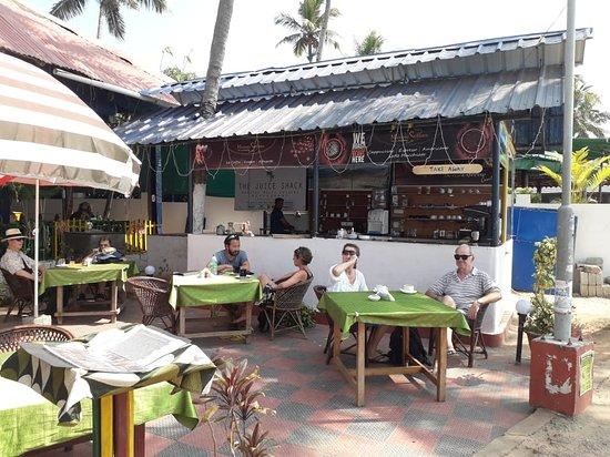 at Munnar Coffees