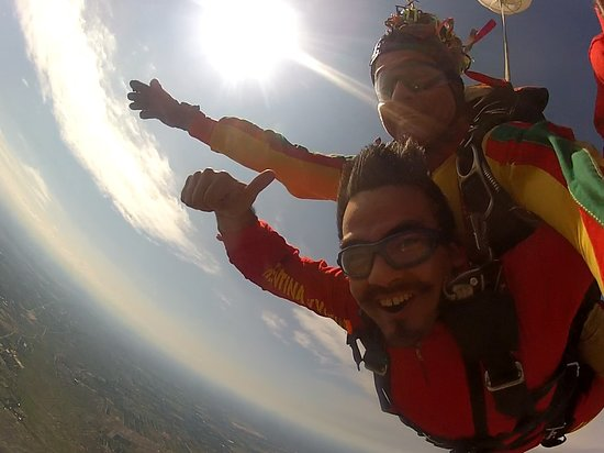 Mza Argentina Skydiving