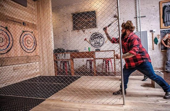 Social Axe Throwing® Ogden