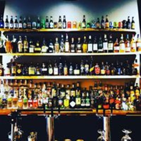Yes...yes, we DO have a full bar!