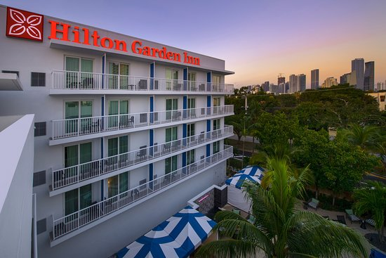 Hilton Garden Inn Miami Brickell South Hotel