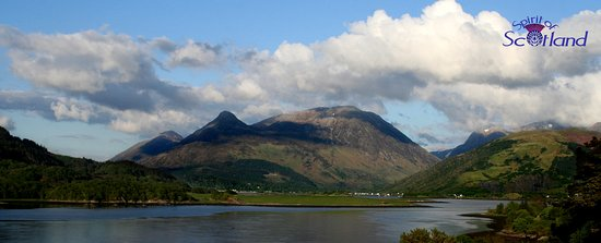 Invergordon, UK: Loch Leven and Glencoe, Scottish Highlands
