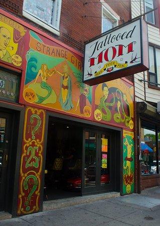 Tattooed Mom, Philadelphia - City Center East - Menu, Prices