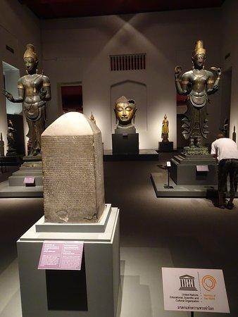 Sala 1 del museo