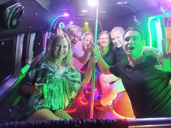 VIP NightLife Entertainment - Party Bus Sg