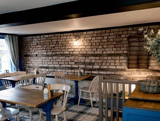 Eardisland, UK: Restaurant