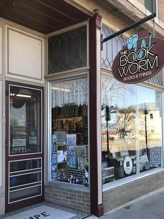 The BookWorm Bookstore & More