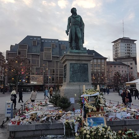 General Jean-Baptiste Kleber Statue