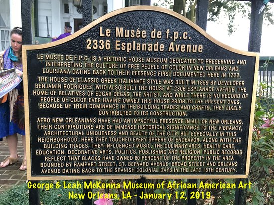 Museum of the Free People of Color