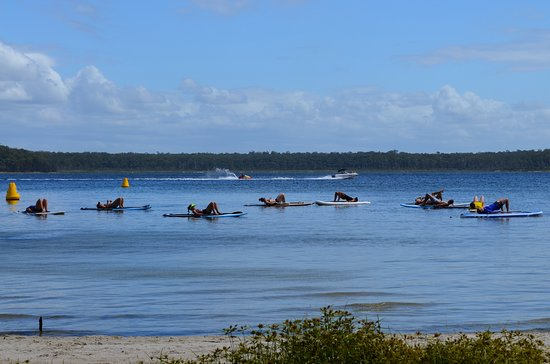 Sussex Inlet, Australia: Supfit Classes