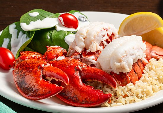 Enjoy AYCE Lobster Wednesdays and Thursdays at Serrano Buffet!