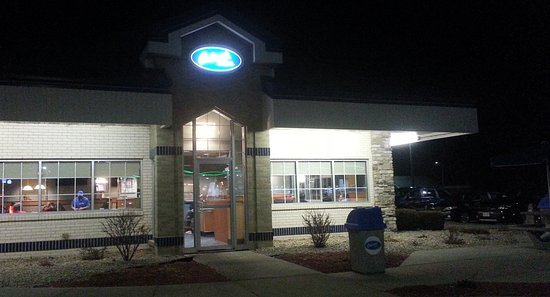 DeForest, วิสคอนซิน: front of Culver's