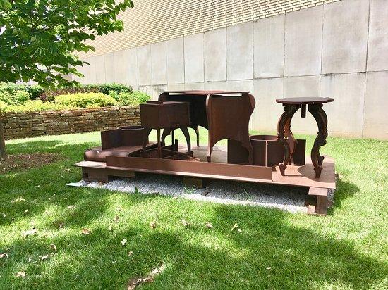 Sculpture Walk Springfield