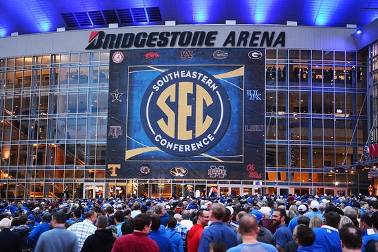 Nashville, TN: The SEC Men's Basketball Tournament is playing Music City March 13-17! Special hotel rates are available through Feb. 1, so book now before the deals end. Book online at visitmusiccity.com/secbasketball.