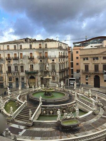 Province of Palermo, Italie : Okrug Palermo