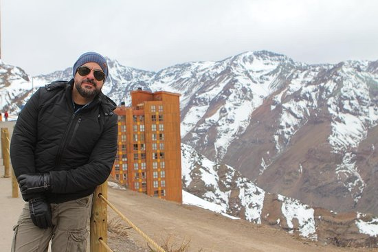Valle Nevado - Ski Resort Chile