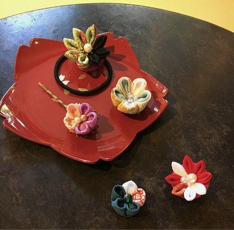 Saga, Japão: お花と猫のハンドメイド雑貨のお店!