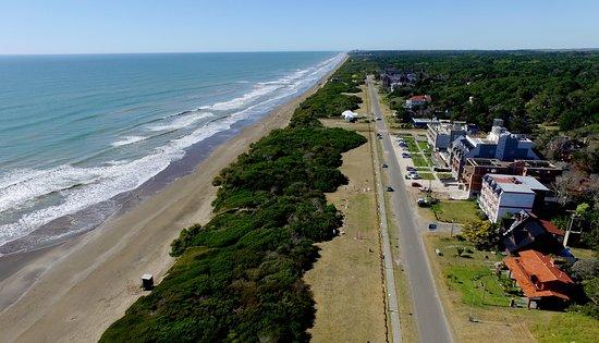 Vista área Almarena
