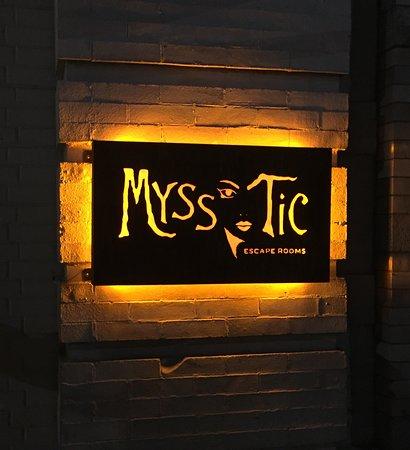 Myss Tic Escape Rooms