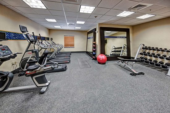Indianola, MS: Health club