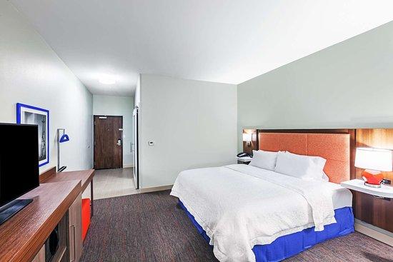 Ozona, TX: Guest room