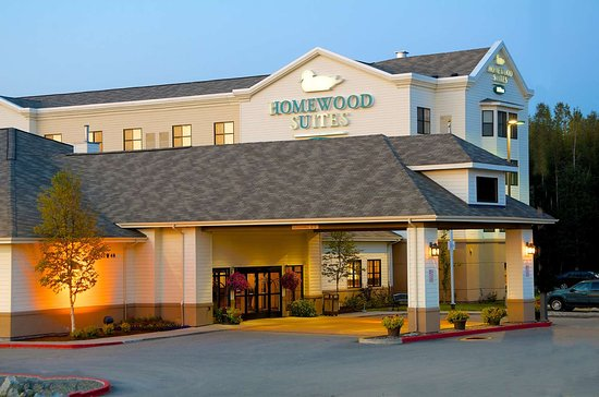 Homewood Suites by Hilton Anchorage Hotel