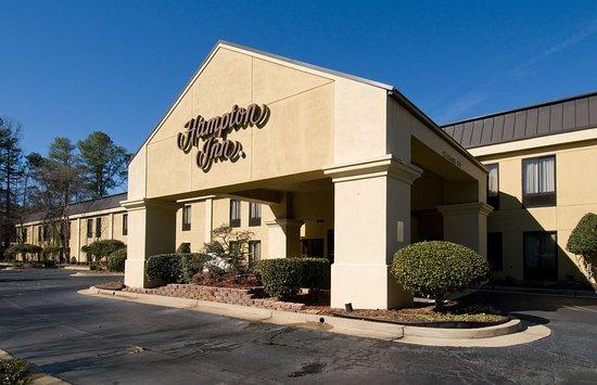 Hampton Inn Atlanta Peachtree City