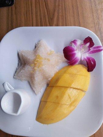 Mango with Sticky Rice