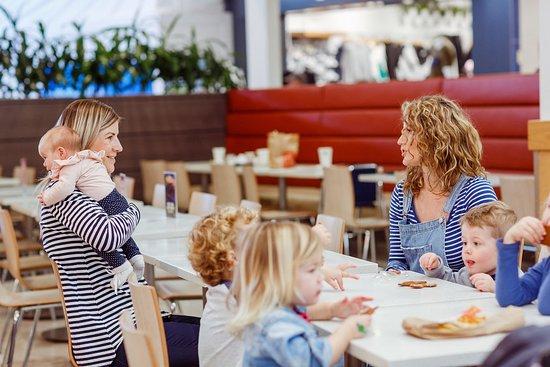 Richmond Mall - Food Court