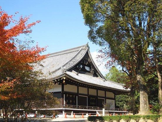 Ninna-ji Temple Gosho Monument