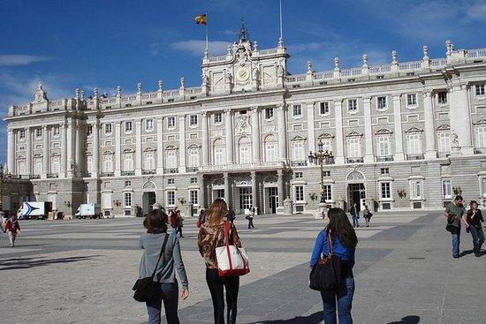 Madrid City Sightseeing og Hopp over...