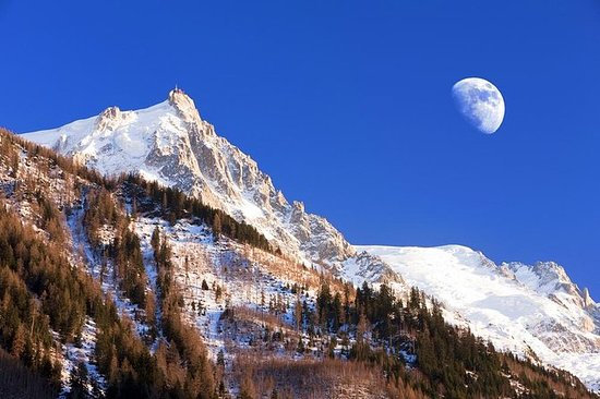 Chamonix and Mont Blanc Day Trip from...