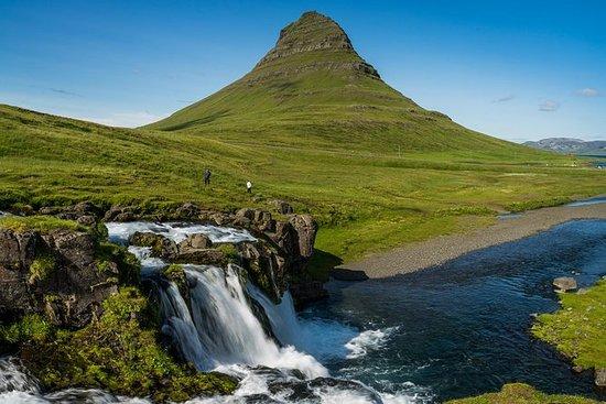 Excursion à Snaefellsjokull, au...